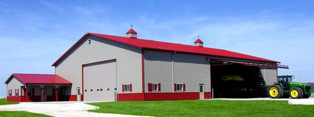 Farm Buildings Graber Buildings Inc