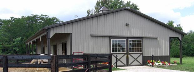 Equestrian Amp Livestock Buildings Graber Buildings Inc